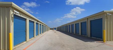 Storage Units In Killeen Tx Big Red Barn Self Storage