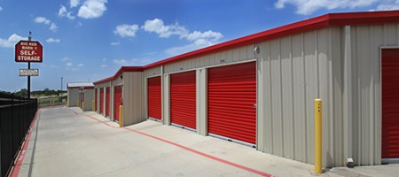 Storage Units In Jarrell Tx Big Red Barn Self Storage